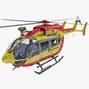 Eurocopter EC145 2 3d model