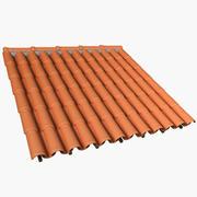 Ceramic Roof 3d model
