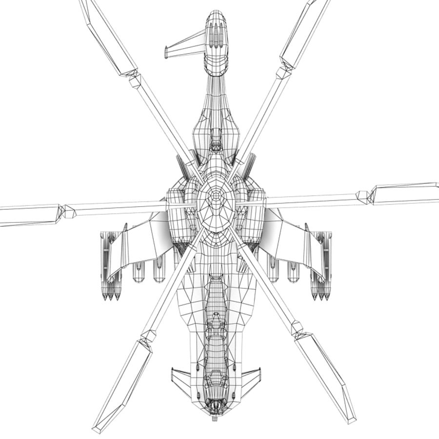 Helicopter royalty-free 3d model - Preview no. 14