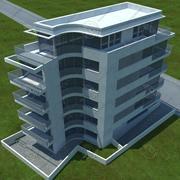 建物(15) 3d model
