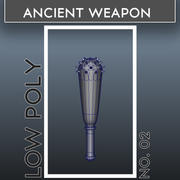 Ancient Weapon_02 3d model