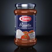 Saus Ricotta 3d model