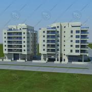 建筑物(1) 3d model