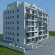 buildings(6)(1) 3d model
