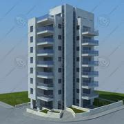 bâtiments (6) 3d model
