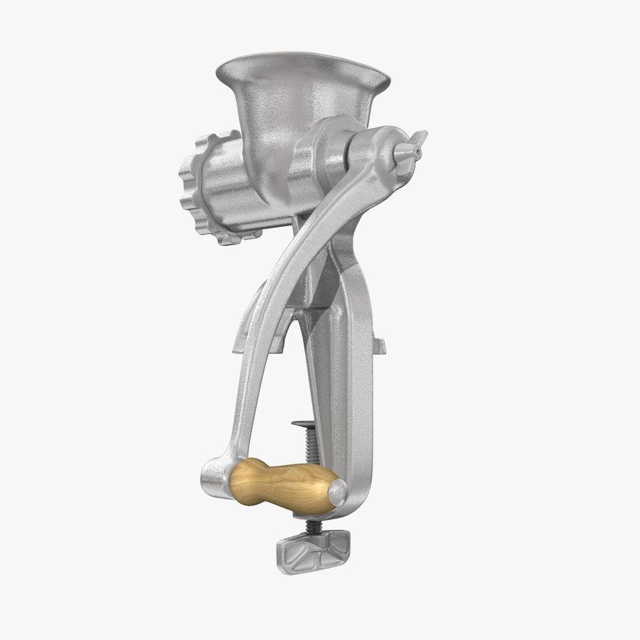 Maszynka do mielenia mięsa royalty-free 3d model - Preview no. 3