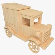 Petite voiture 3d model