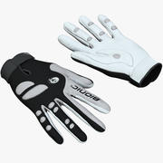 Racquetball-handschoenen 3d model