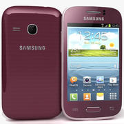 Samsung Galaxy Young S6310 Red 3d model