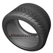 Bridgestone Car Tire 3d model