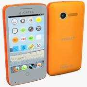 Alcatel One Touch Fire Orange 3d model