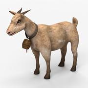 Koza 3d model