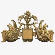 Coat Of Arms 3 3d model