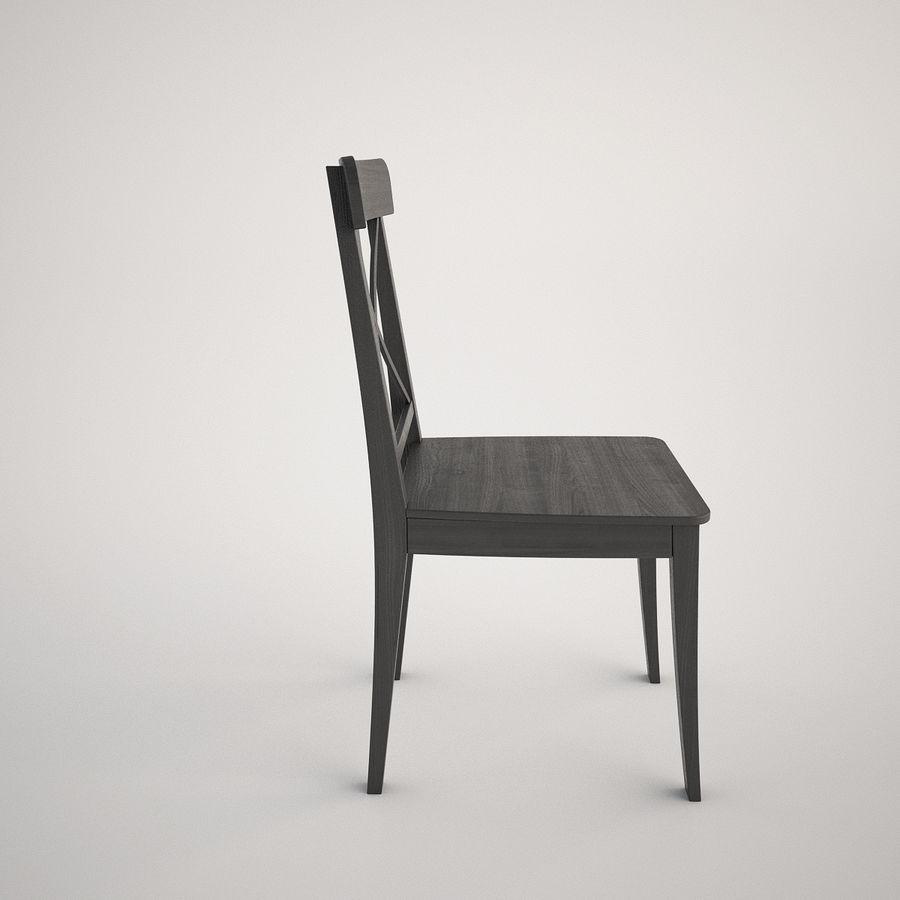 Ikea Ingolf Stuhl 3d Modell 29 Max Free3d