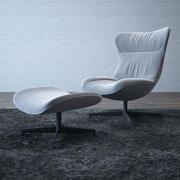 Amy Chair / LIGNE ROSET 3d model