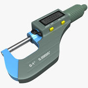 Micrómetro digital AccuRemote modelo 3d