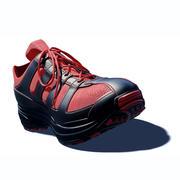 일반 스포츠 신발 3d model