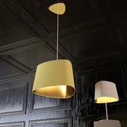 Lampes de nuage 3d model