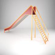 Slide de reprodução 3d model