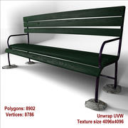 板凳6_2 3d model