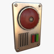 Spielbereitschafts-Alarm 3d model