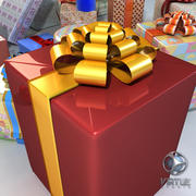 Scatole regalo 3d model