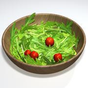 Rocket salad 3d model