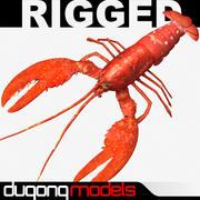 Lobster 3d model