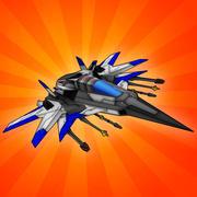 太空战士8 3d model