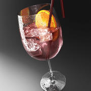 cocktail 3d model