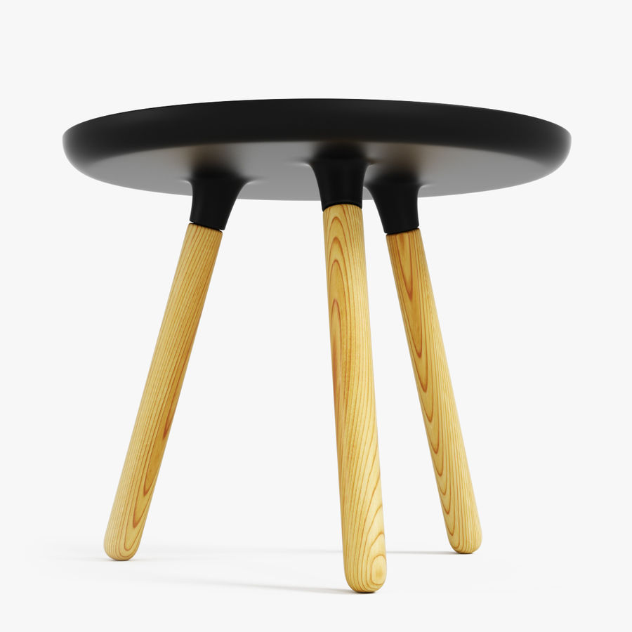 Tablo Table royalty-free 3d model - Preview no. 2