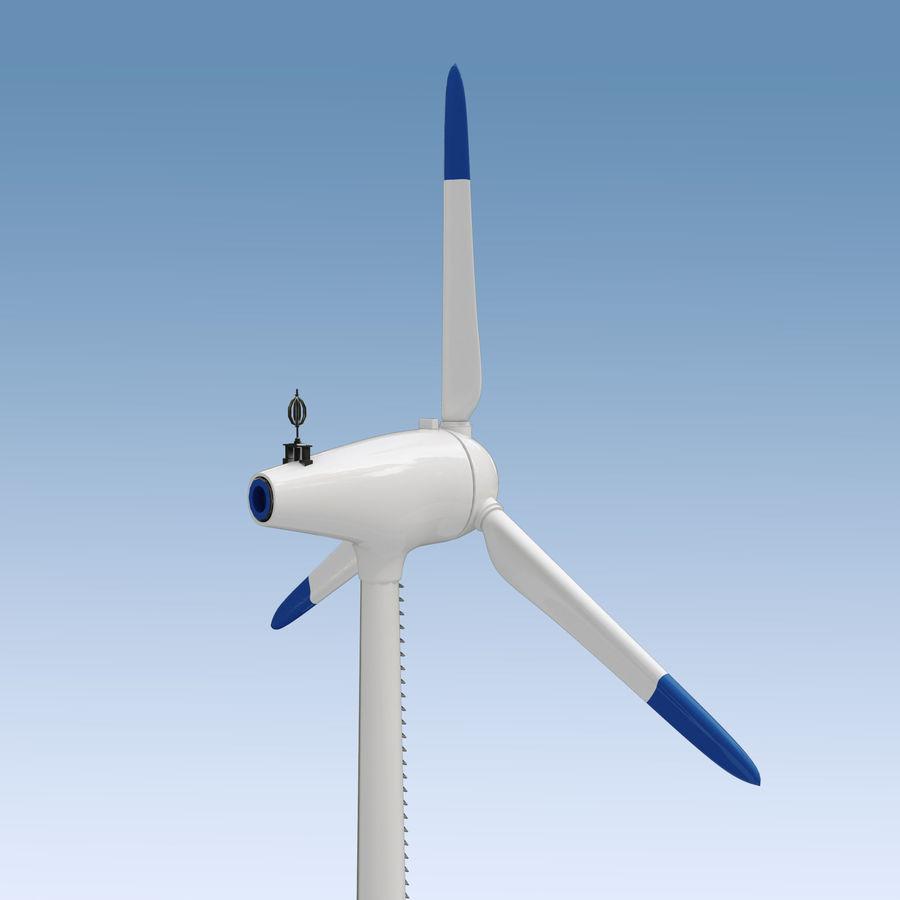 Generador de viento royalty-free modelo 3d - Preview no. 2