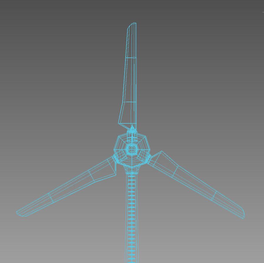 Generador de viento royalty-free modelo 3d - Preview no. 5