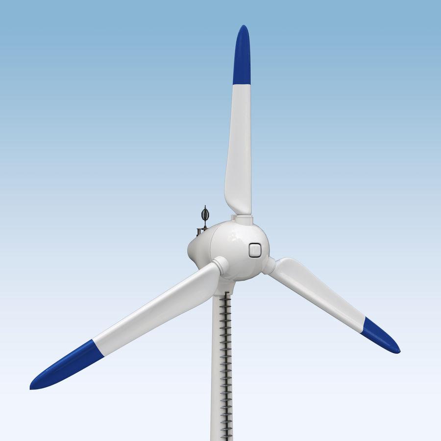 Generador de viento royalty-free modelo 3d - Preview no. 1