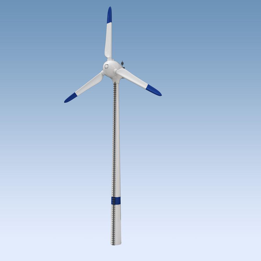 Generador de viento royalty-free modelo 3d - Preview no. 3
