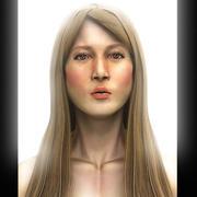 朱莉娅 3d model