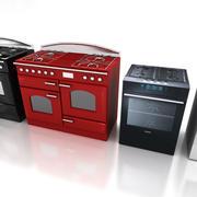 쿠커 선택 3d model