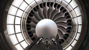 Potência da turbina 3d model