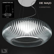 Lampa Cannettata De Majo 3d model