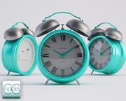目覚まし時計A 3d model