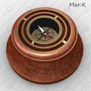 Kompas 2 3d model