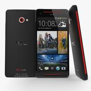 HTC Butterfly S modelo 3d