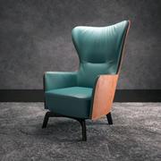 Krzesło Mamy Niebieskie 3d model