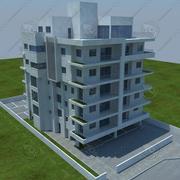 budynki (1) (3) 3d model