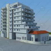 Gebäude (1) (4) 3d model