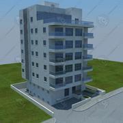 Gebäude 3d model