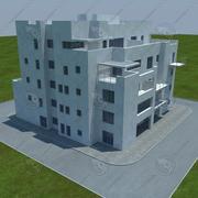buildings(4) 3d model