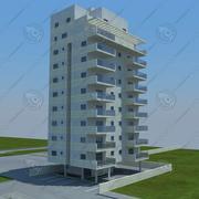 buildings(14) 3d model