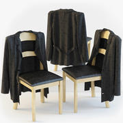 jacket_on_the_chair 3d model