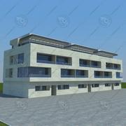 building(6)(2) 3d model